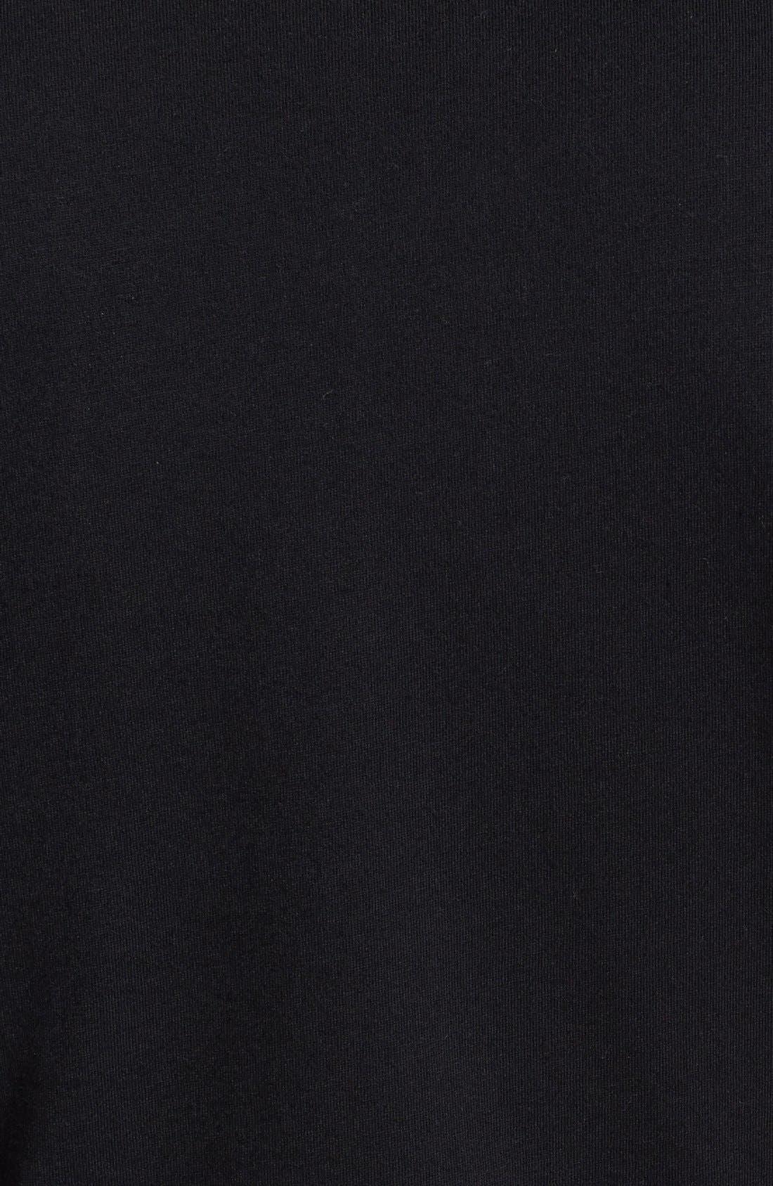 Alternate Image 3  - Topman Pattern Yoke T-Shirt