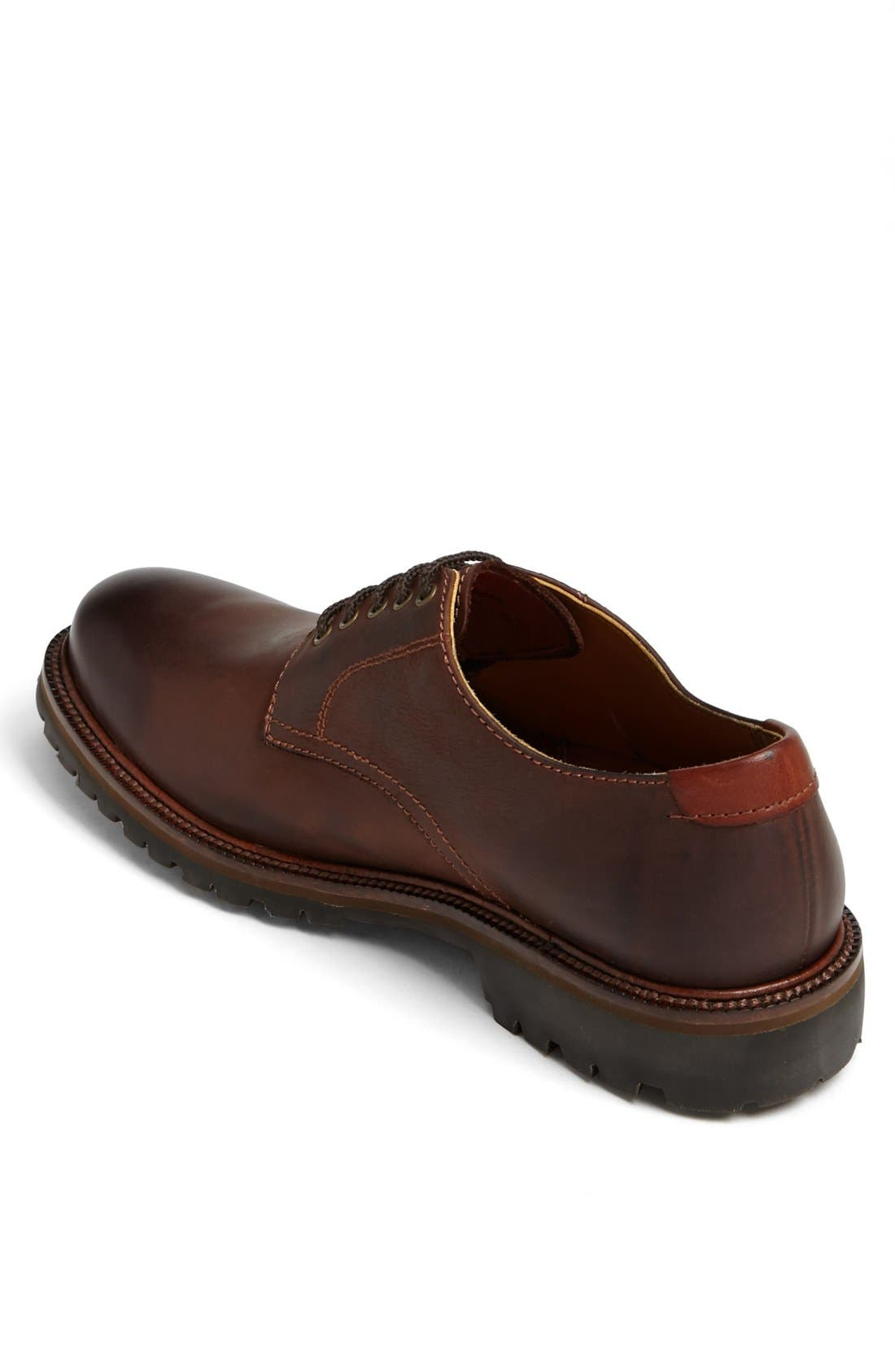 Alternate Image 2  - Trask 'Gallatin' Plain Toe Derby