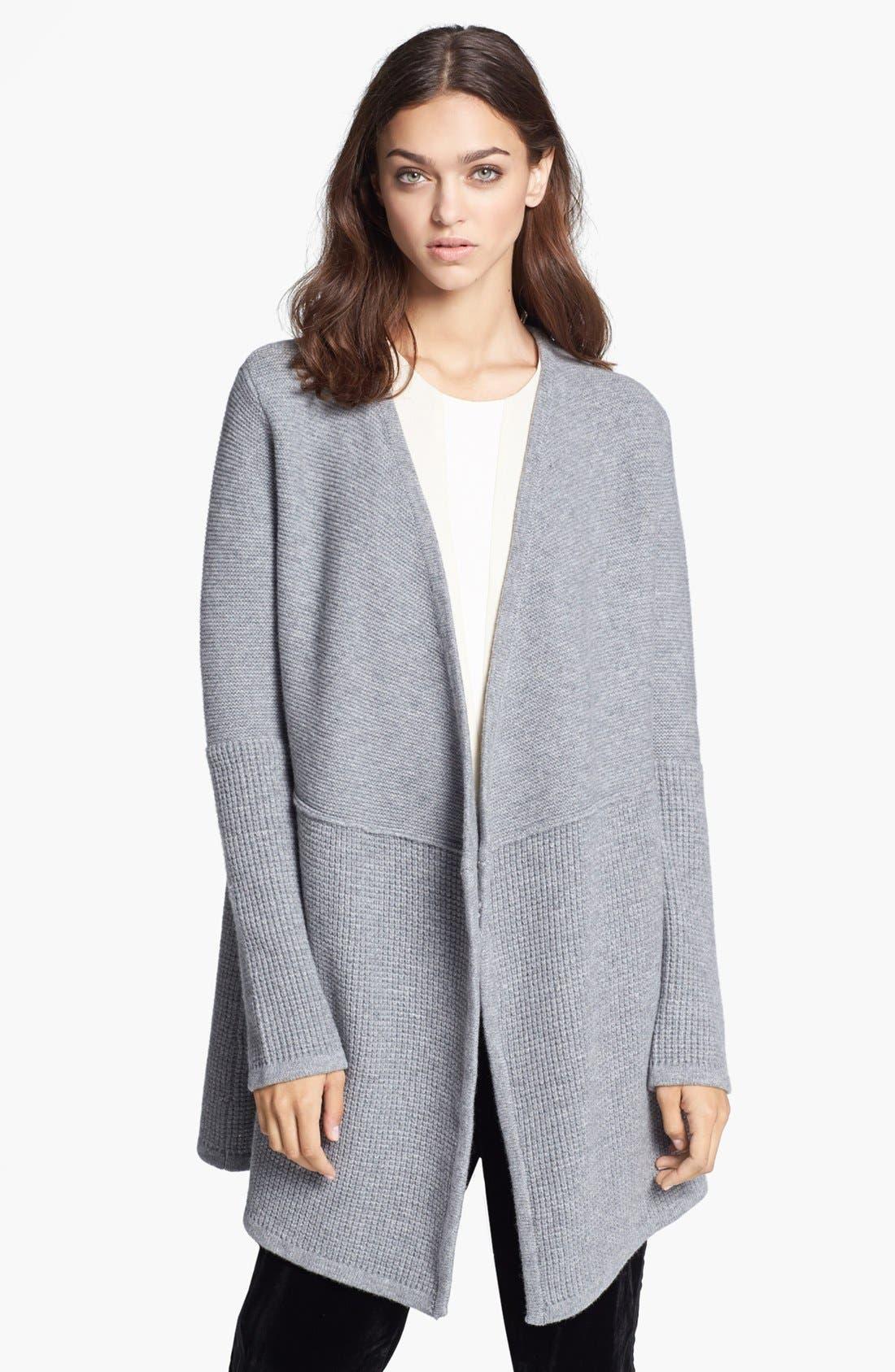 Alternate Image 1 Selected - rag & bone 'Adrienne' Merino Wool Cardigan