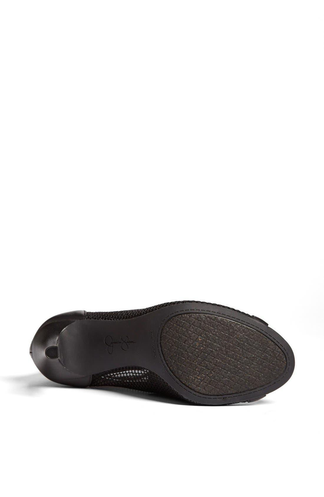 Alternate Image 4  - Jessica Simpson 'Rossii' Ankle Strap Shootie