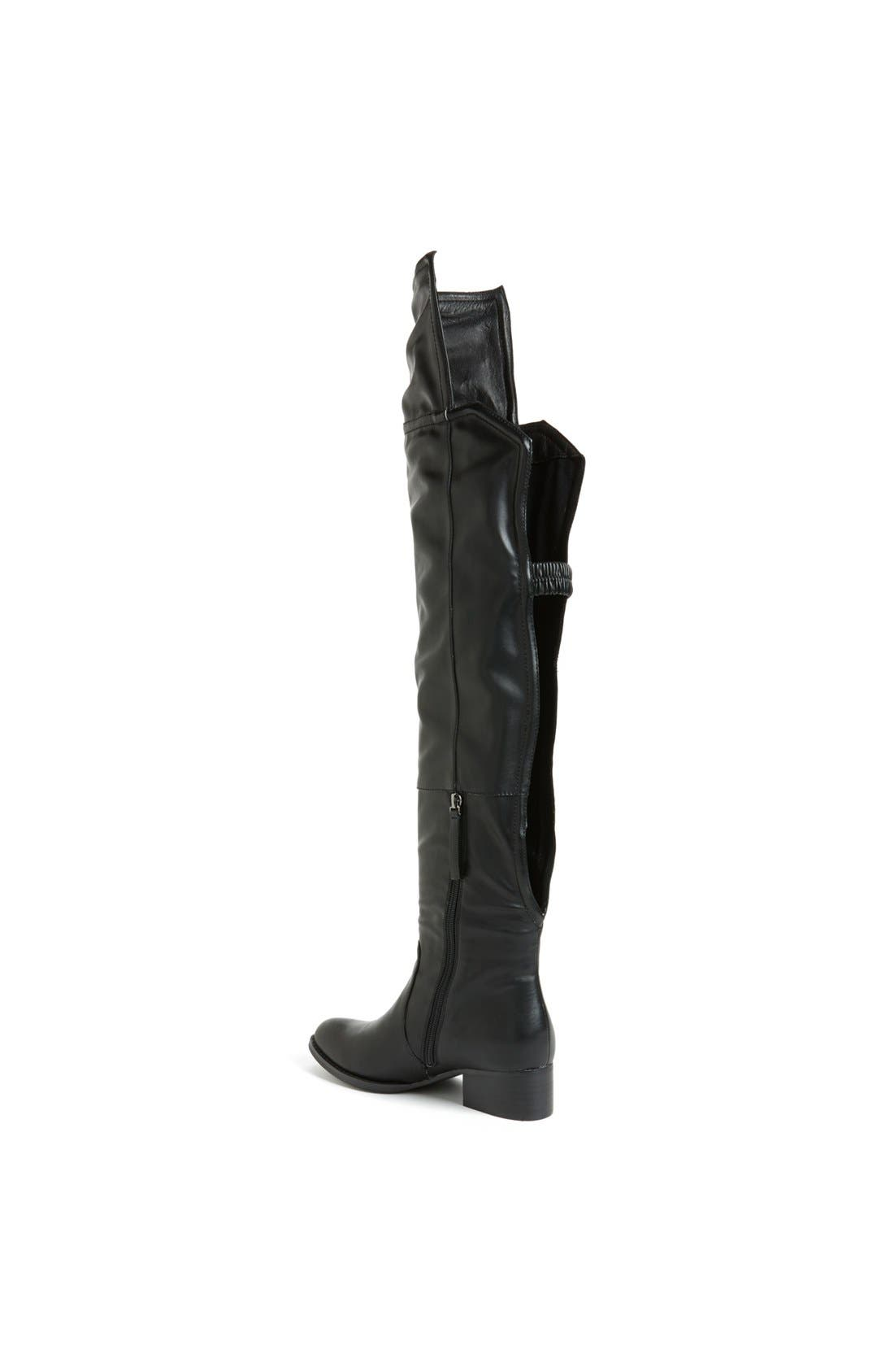 Alternate Image 2  - Jeffrey Campbell 'Backside' Backless Over the Knee Boot
