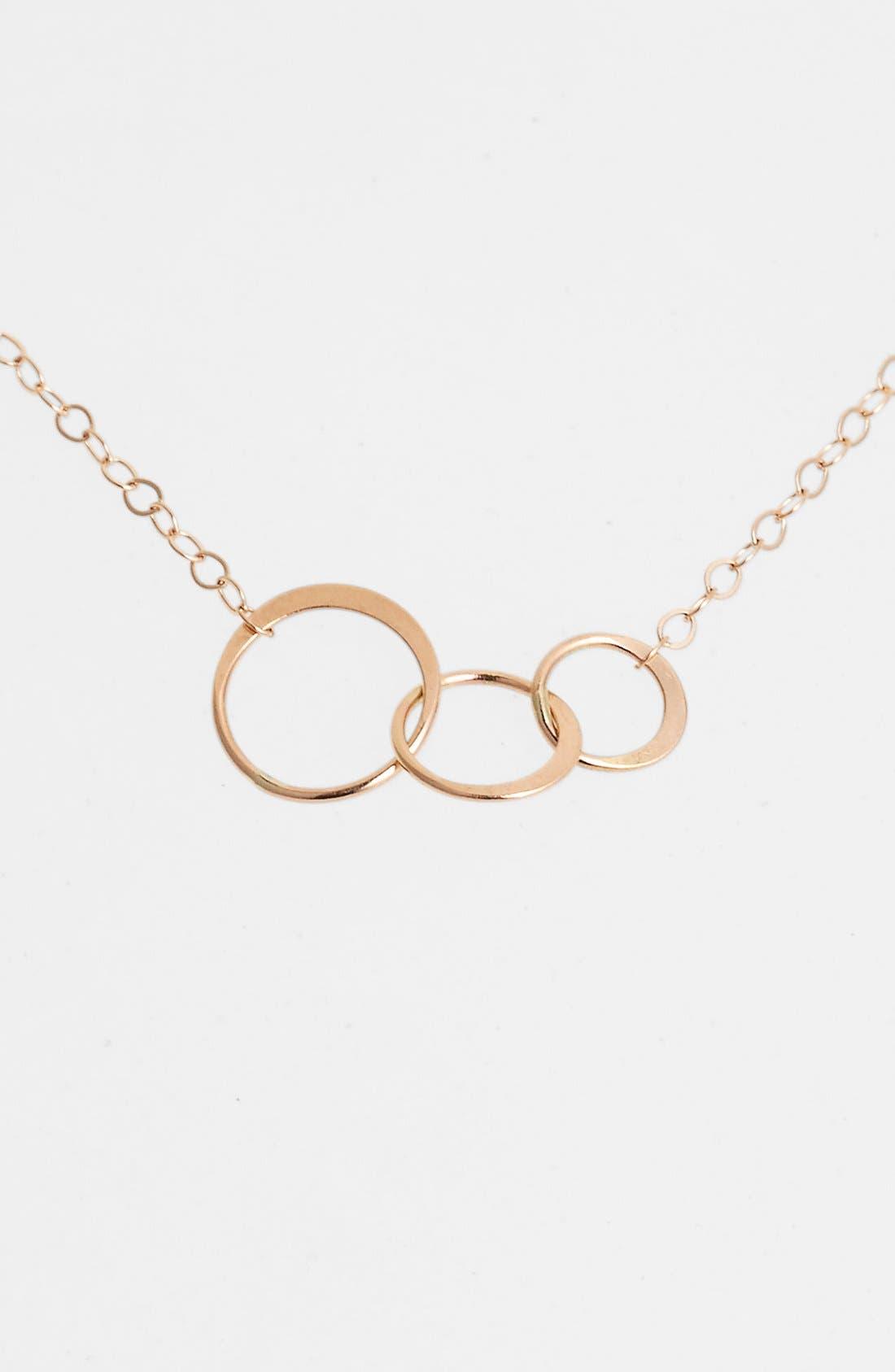 Alternate Image 2  - Melissa Joy Manning Link Collar Necklace