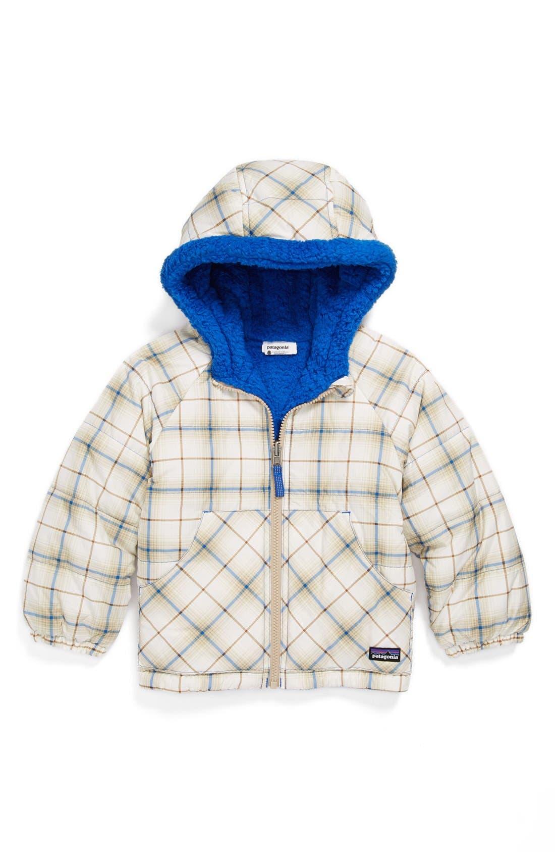 Alternate Image 1 Selected - Patagonia Reversible Jacket (Toddler)