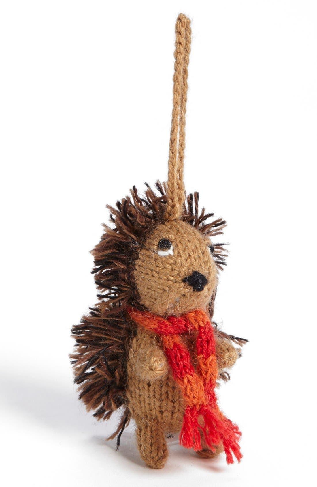 Alternate Image 1 Selected - Nordstrom at Home Hedgehog Ornament