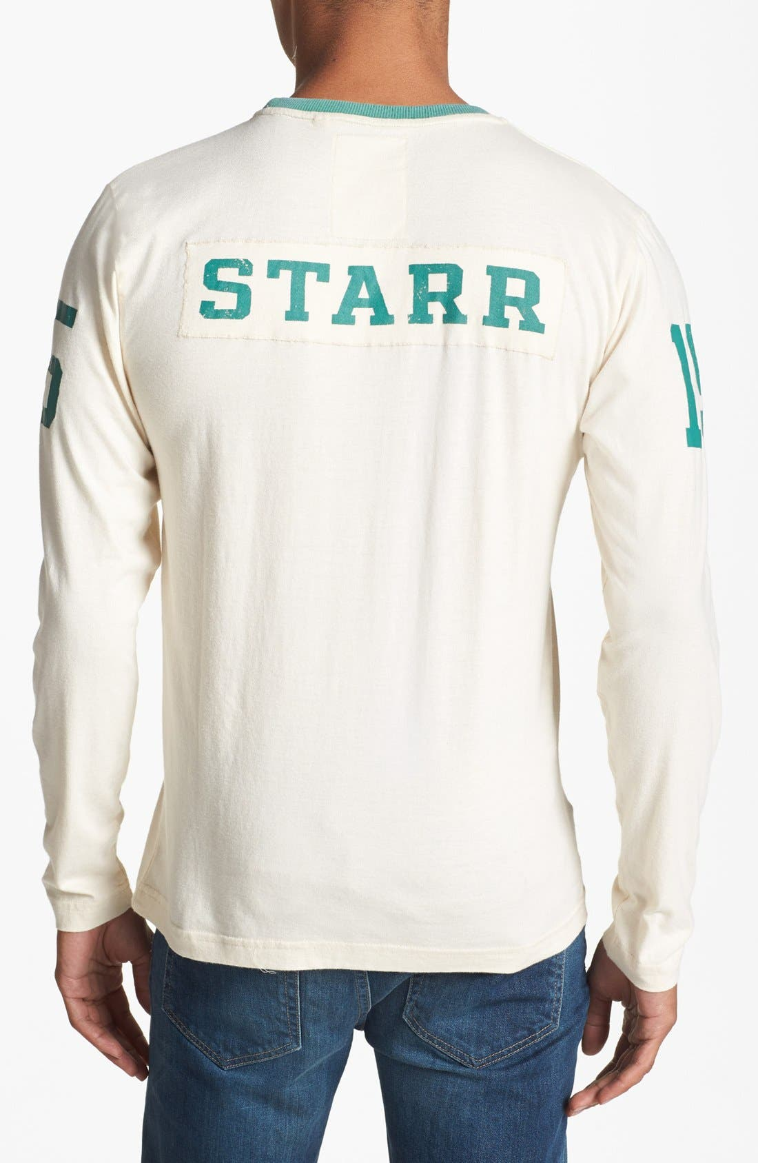 Alternate Image 2  - Red Jacket 'Playmakers - Starr' T-Shirt