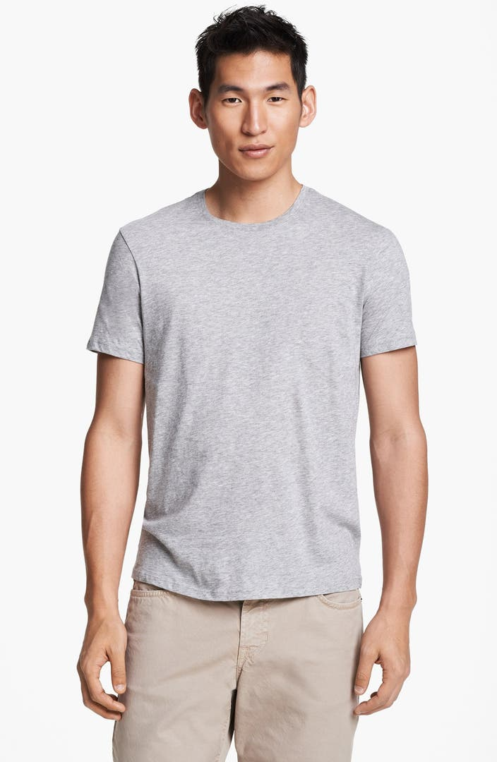 Vince pima cotton crewneck t shirt nordstrom for Pima cotton tee shirts