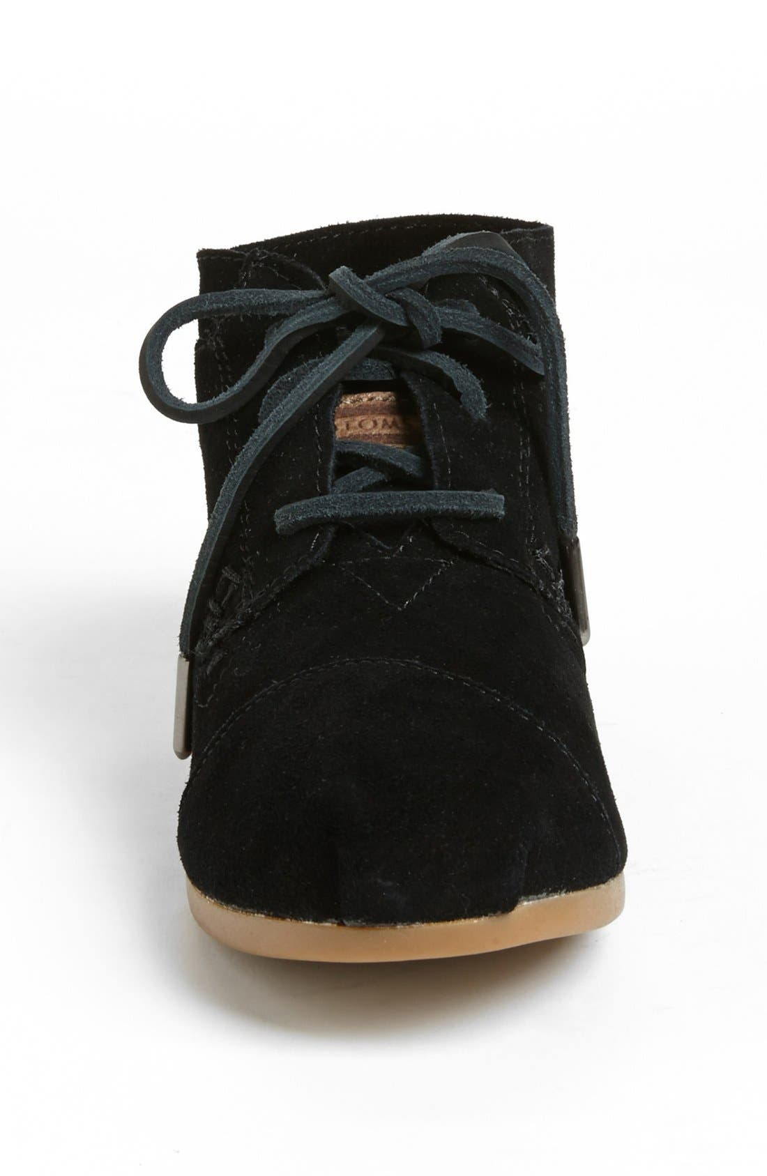 Alternate Image 3  - TOMS Suede Boot (Women)