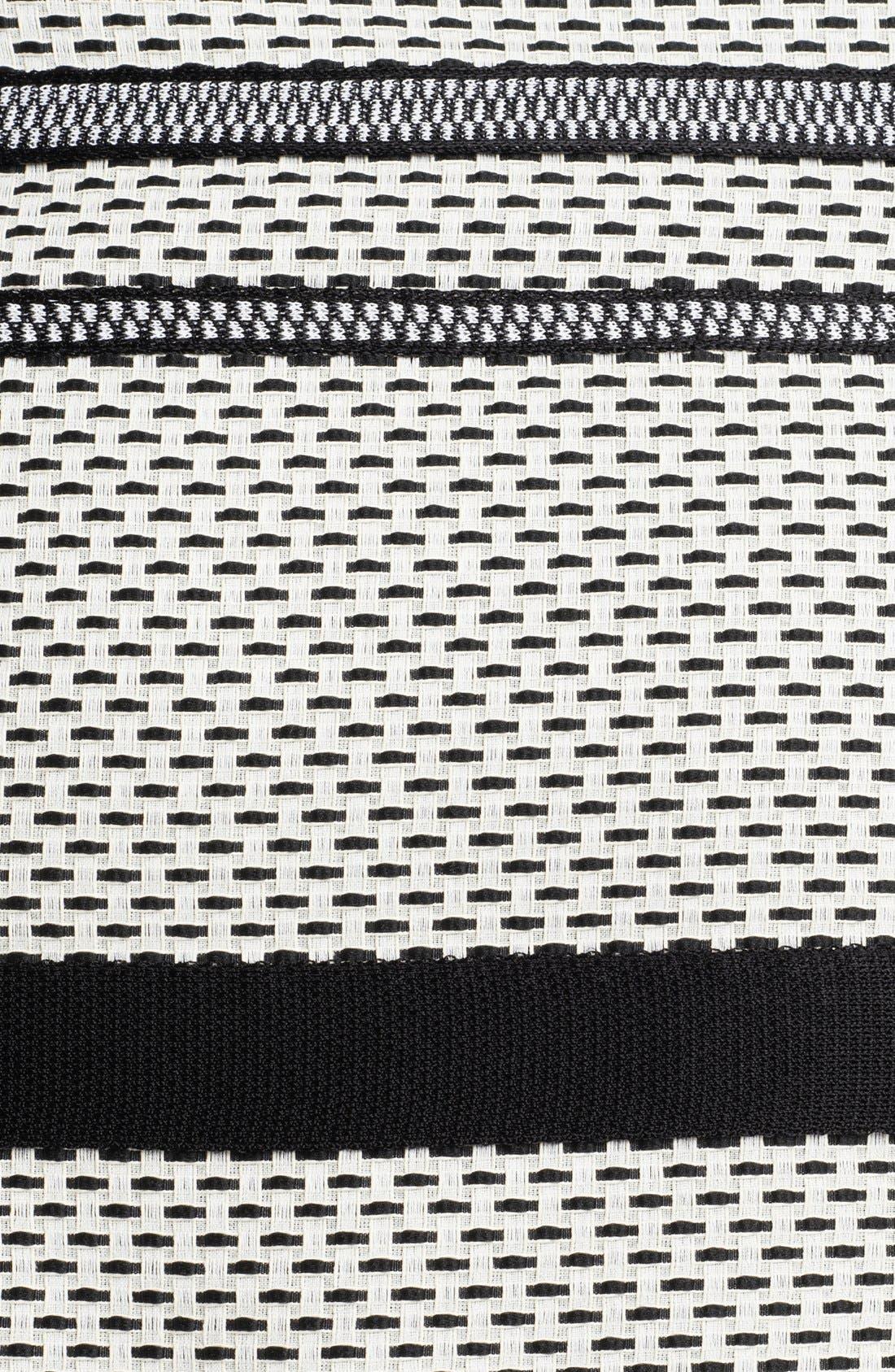 Alternate Image 3  - Missoni Short Basket Weave Skirt