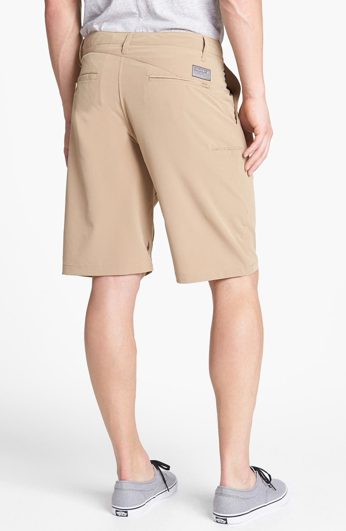 Alternate Image 2  - Volcom 'Modern' Hybrid Shorts
