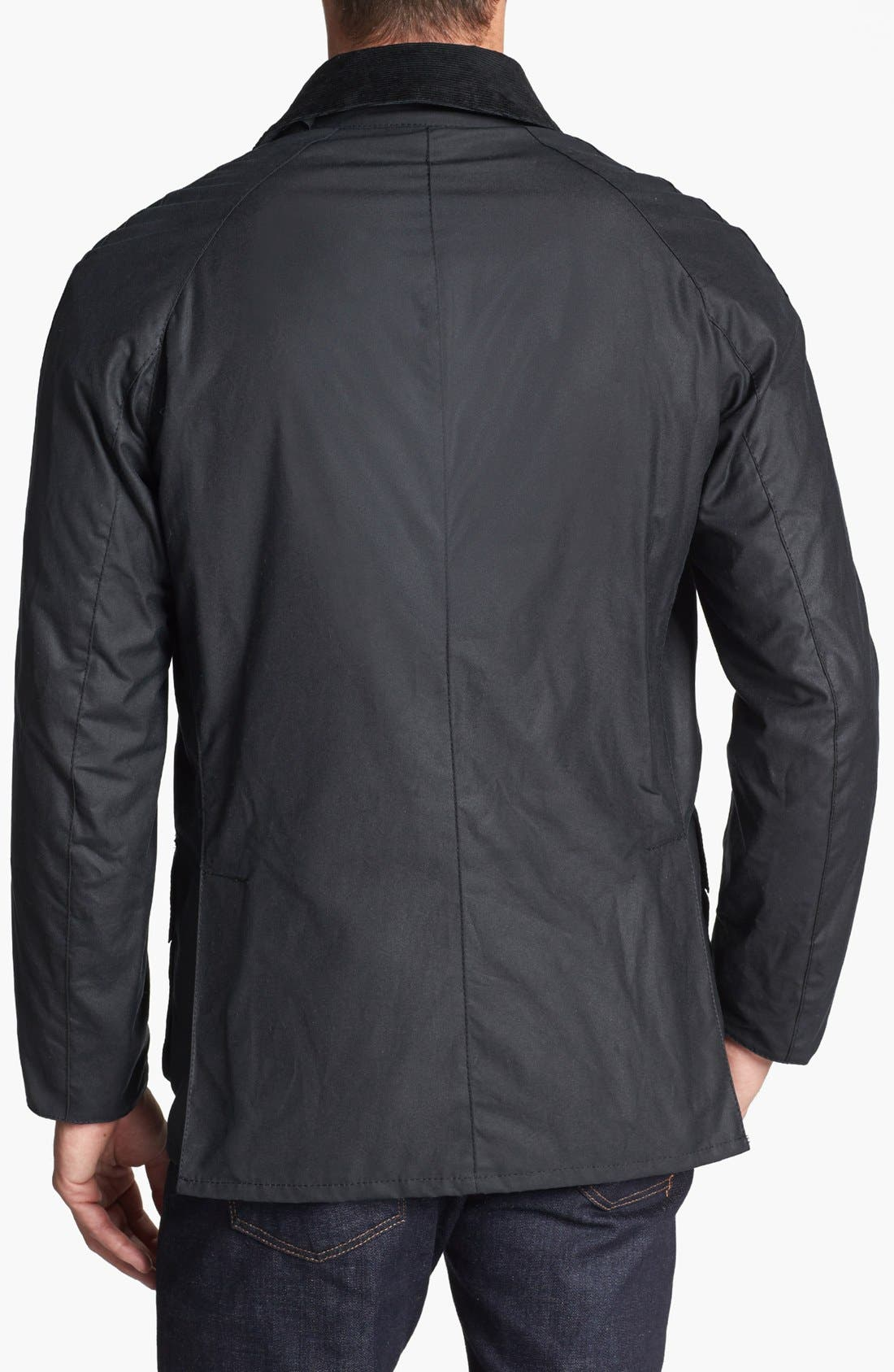 Alternate Image 2  - Barbour 'Ashby' Regular Fit Waterproof Jacket