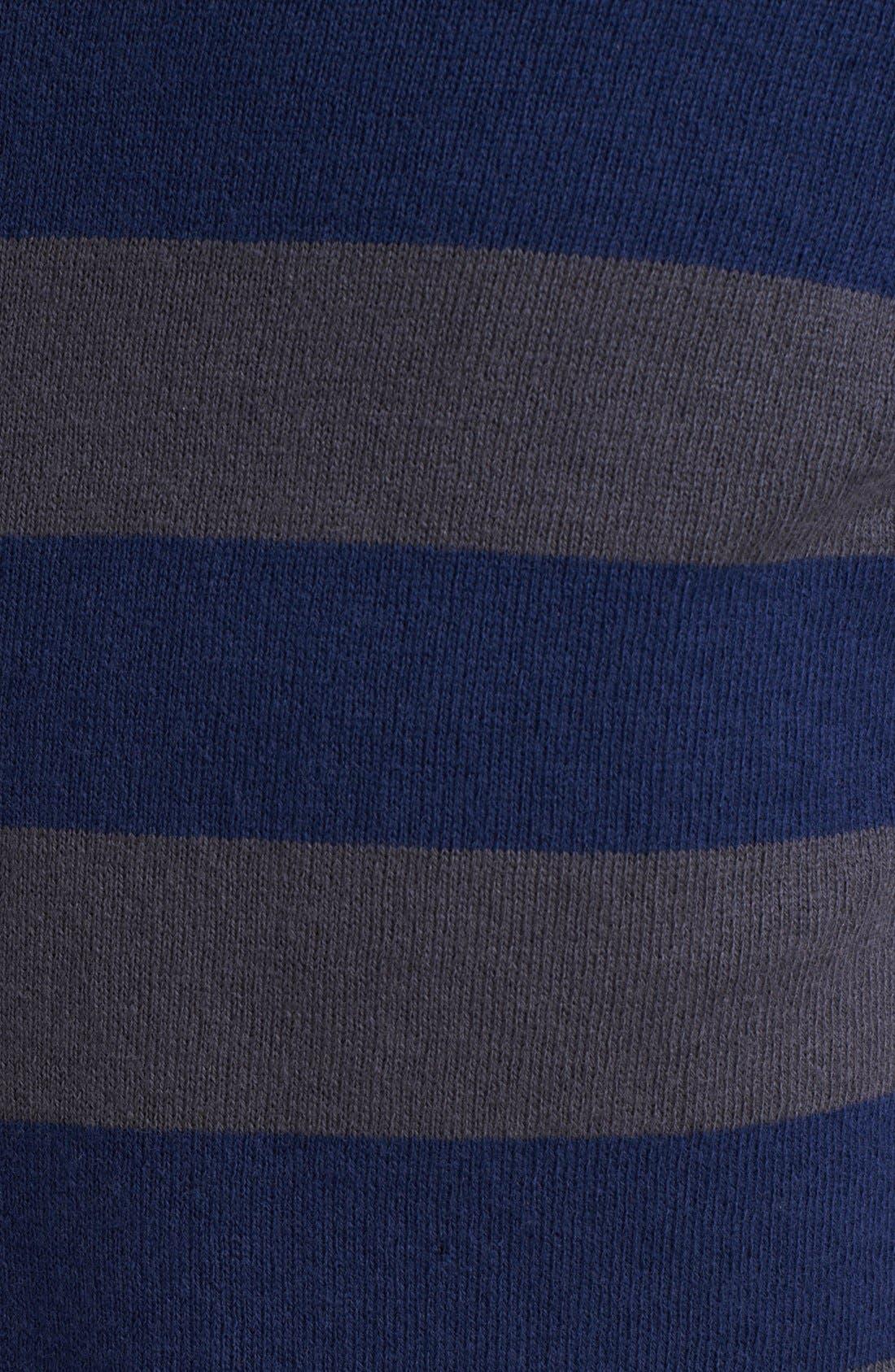 Alternate Image 3  - Junya Watanabe Stripe Jersey Cotton Long Sleeve T-Shirt