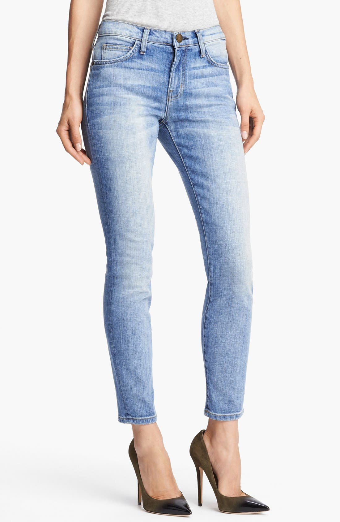 Main Image - Current/Elliott 'The Stiletto' Stretch Jeans