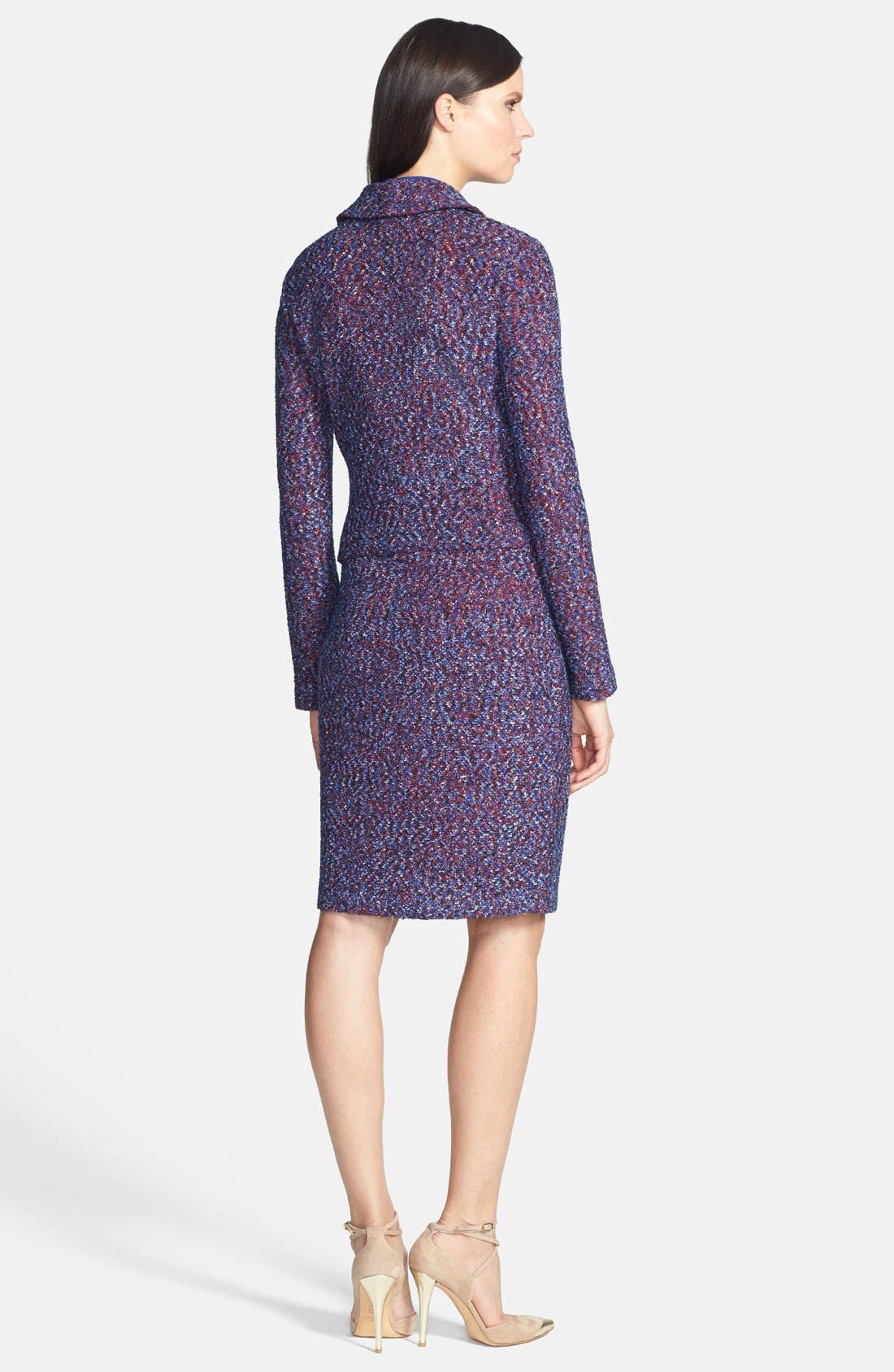 Alternate Image 5  - St. John Collection Looped Lash Tweed Knit Jacket