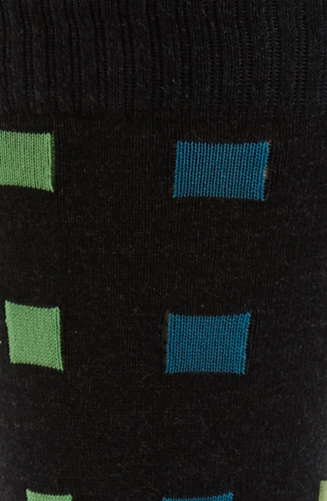 Alternate Image 2  - Marcoliani 'Crazy Squares' Socks