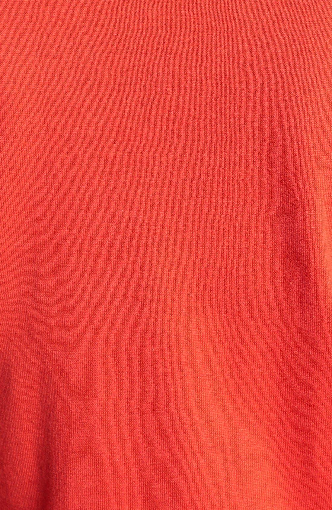 Alternate Image 3  - kate spade new york 'yardley' layered sweater