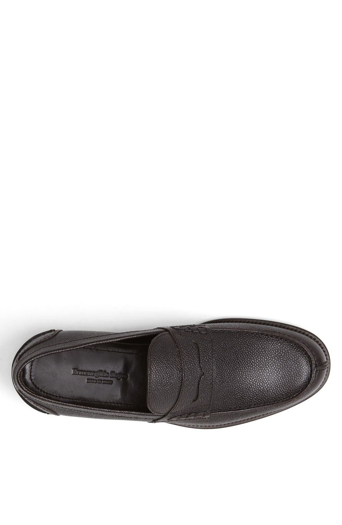 Alternate Image 3  - Ermenegildo Zegna 'College' Penny Loafer