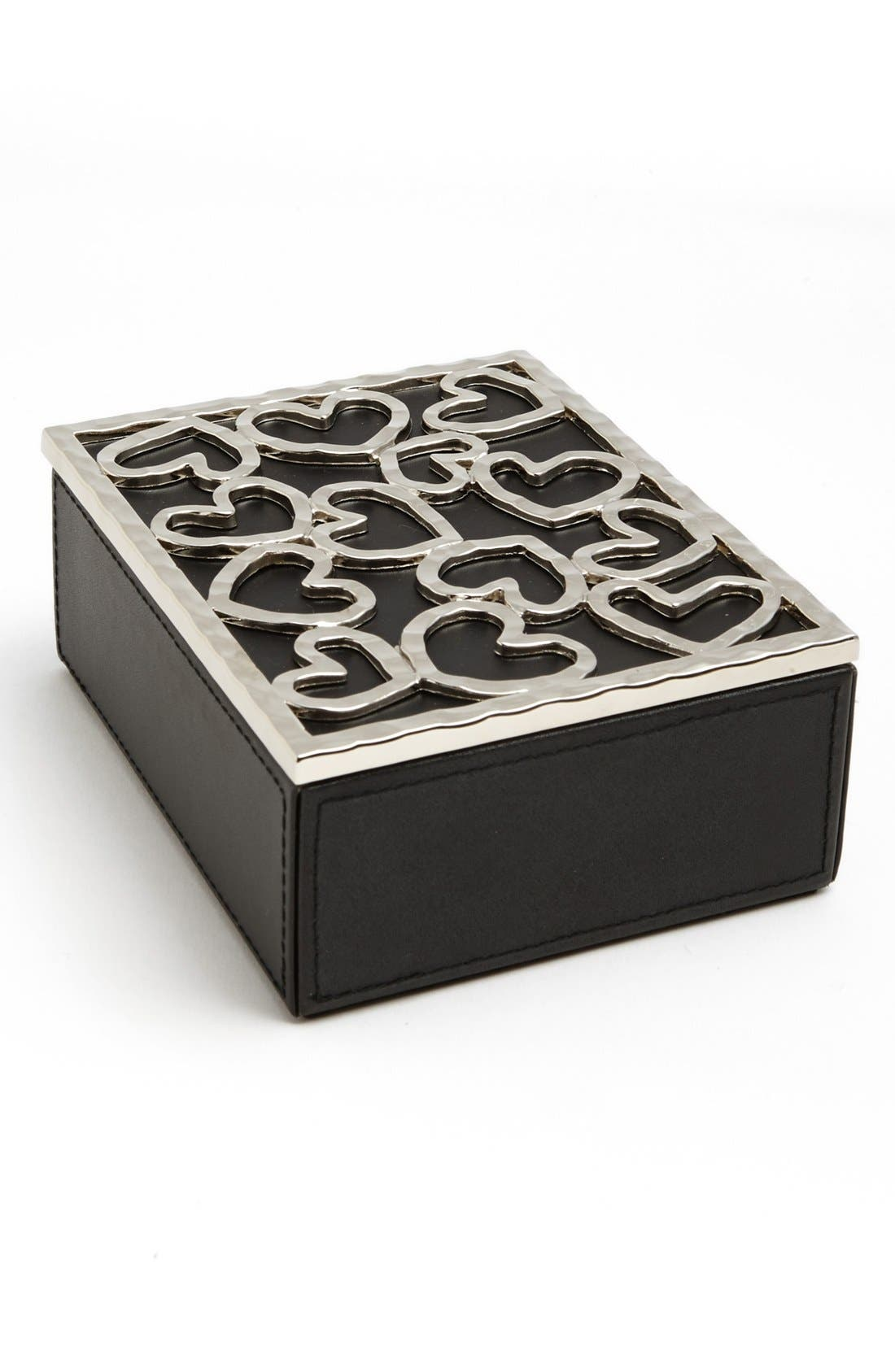 Alternate Image 2  - Michael Aram 'Heart' Jewelry Box
