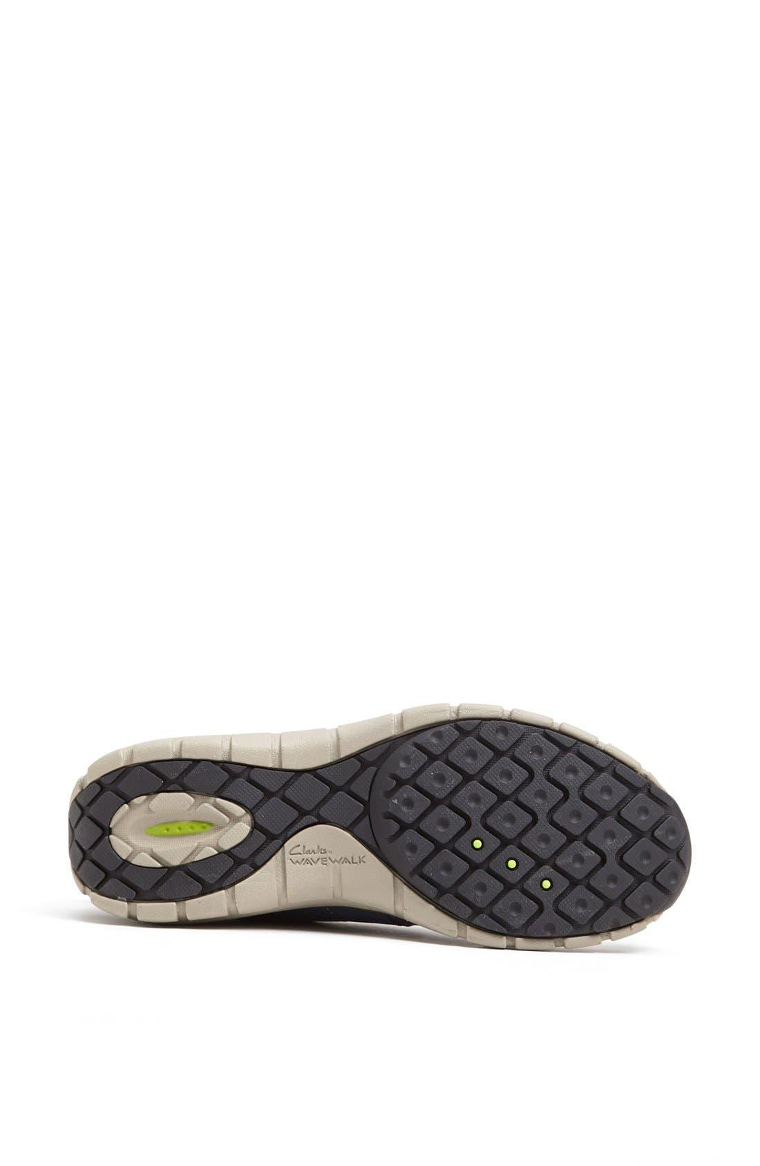 Alternate Image 4  - Clarks® 'Wave Trek' Waterproof Sneaker