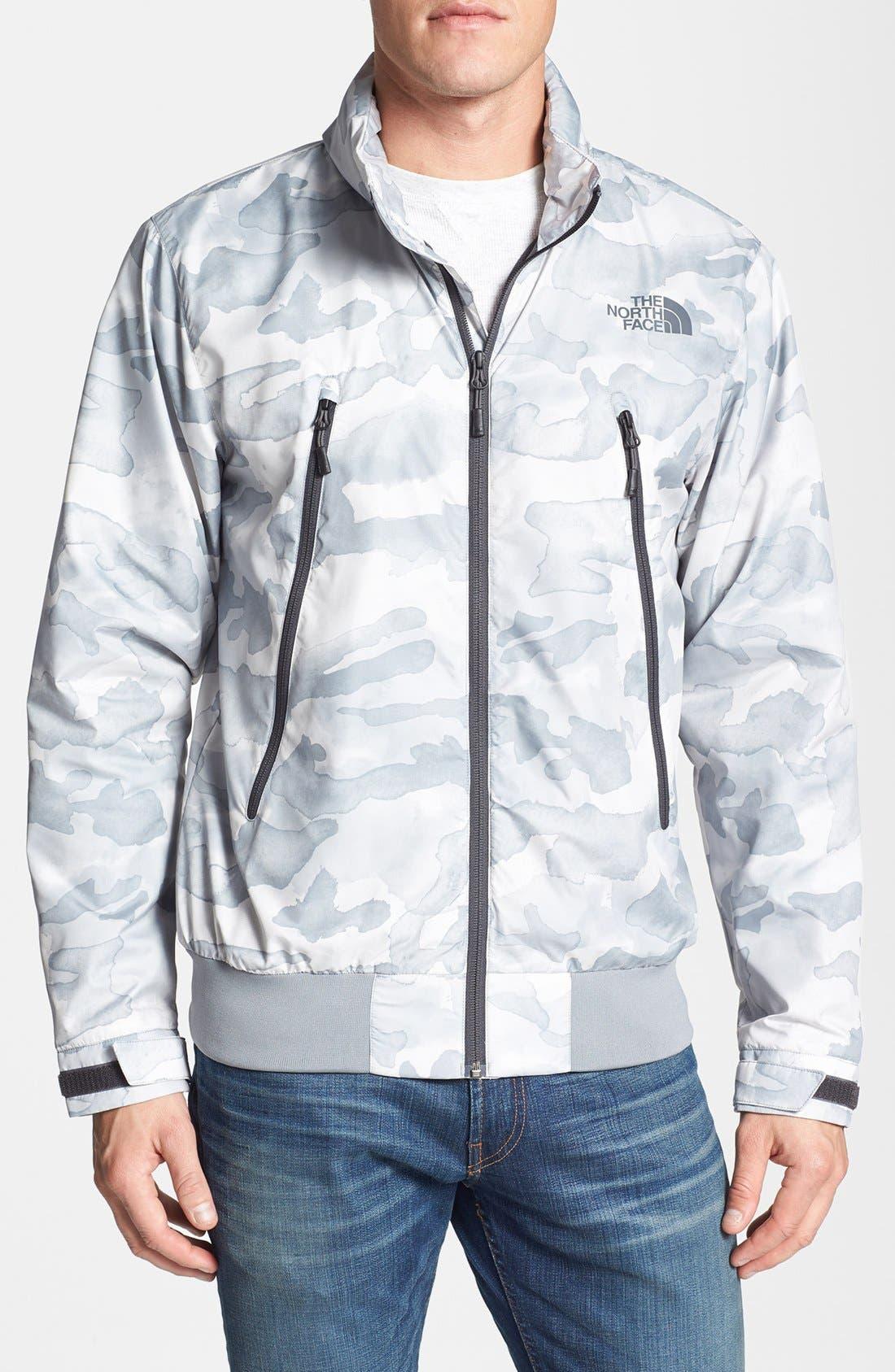 Alternate Image 1 Selected - The North Face 'Diablo' Windbreaker Jacket