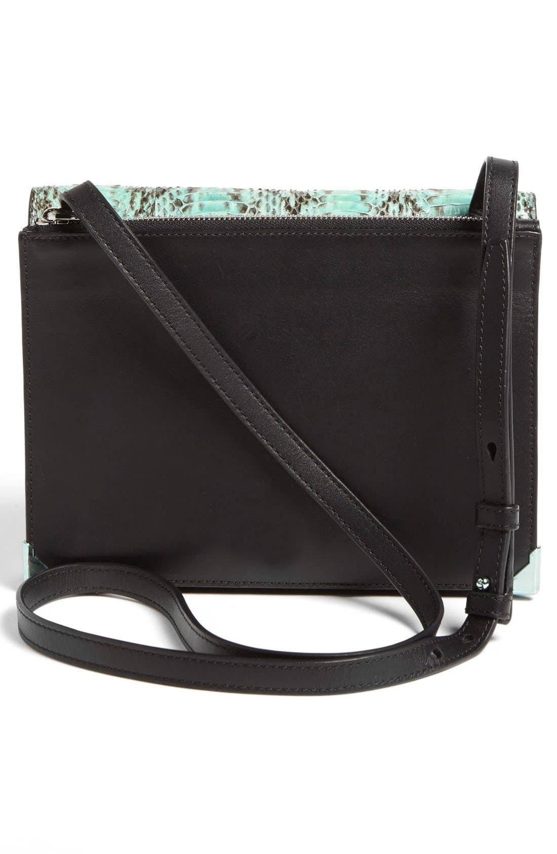 Alternate Image 3  - Alexander Wang 'Prisma' Genuine Snakeskin & Leather Crossbody Bag