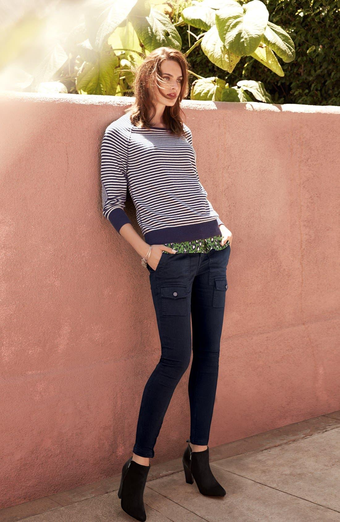 Alternate Image 4  - Joie 'Tiana' Wool & Cashmere Sweater