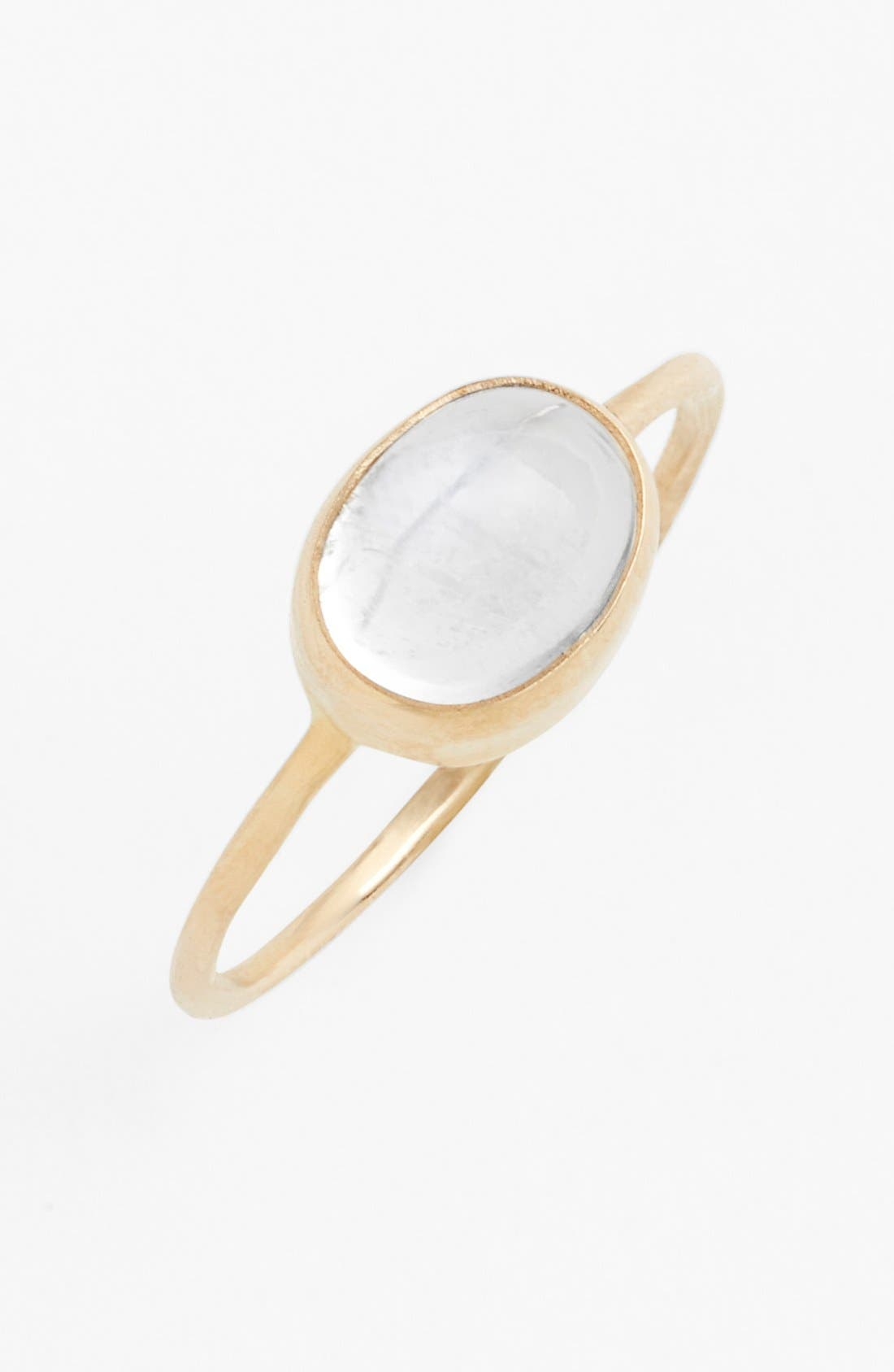 Alternate Image 1 Selected - Melissa Joy Manning Oval Semiprecious Stone Ring