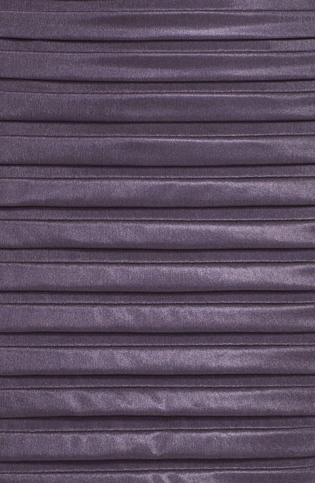 Alternate Image 3  - Adrianna Papell Embellished Illusion Yoke Banded Sheath Dress