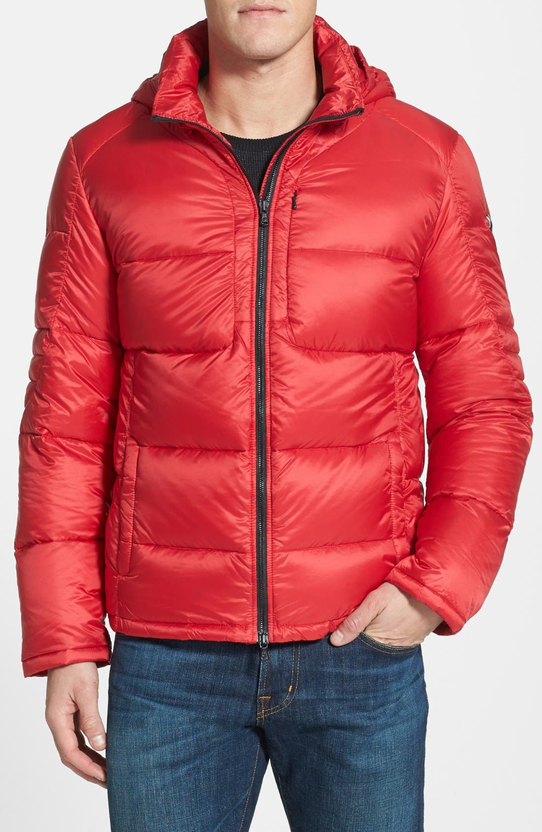 Alternate Image 1 Selected - Victorinox Swiss Army® 'Davos' Down Jacket