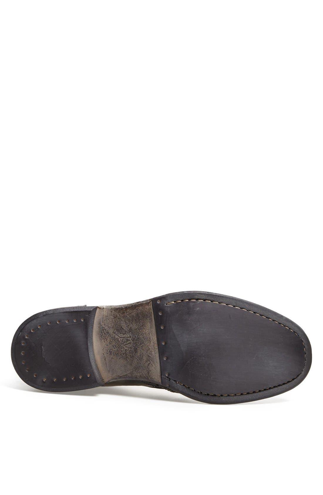 Alternate Image 4  - John Varvatos Collection 'College' Spectator Shoe