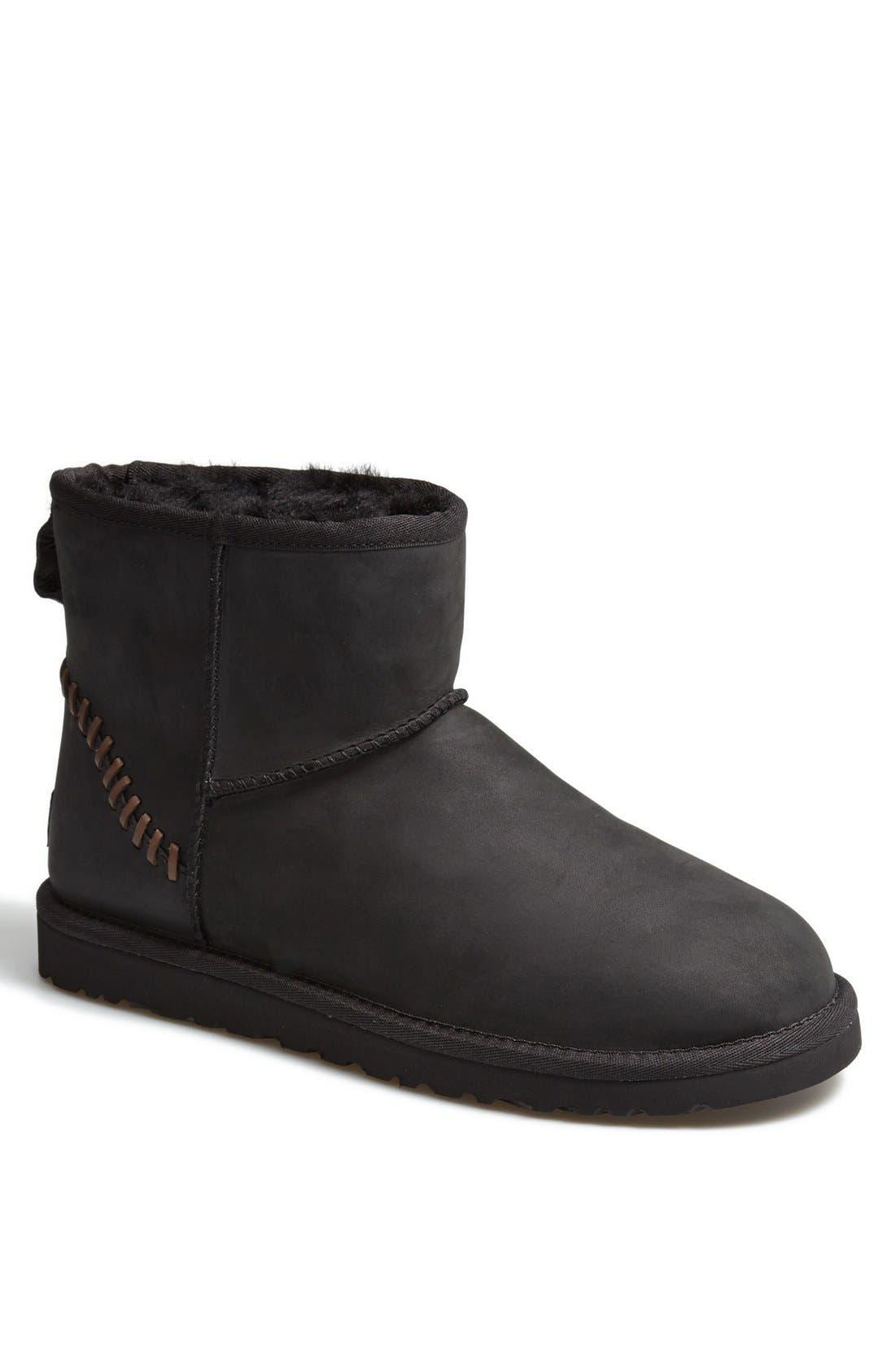 Alternate Image 1 Selected - UGG® 'Classic Mini Deco' Boot (Men)