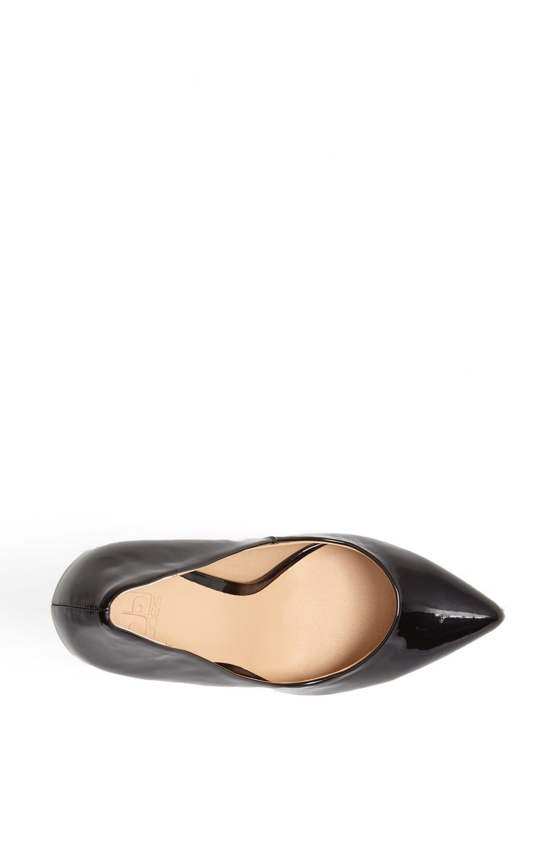 Alternate Image 3  - Joe's 'Erika' Patent Leather Pointy Toe Pump
