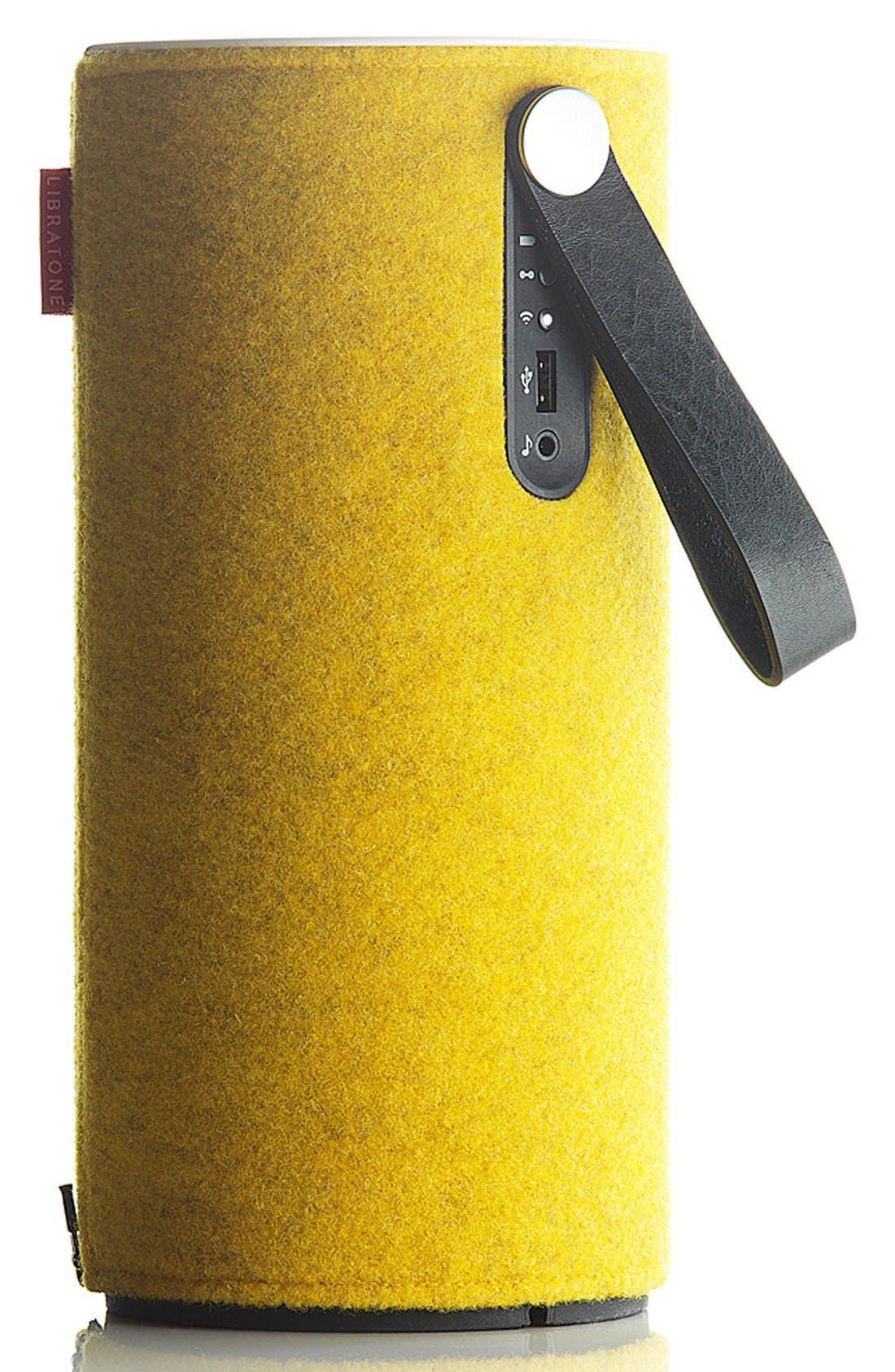 Alternate Image 2  - Libratone™ 'ZIPP - Funky Collection' Take Along Wireless Speaker with Interchangeable Covers