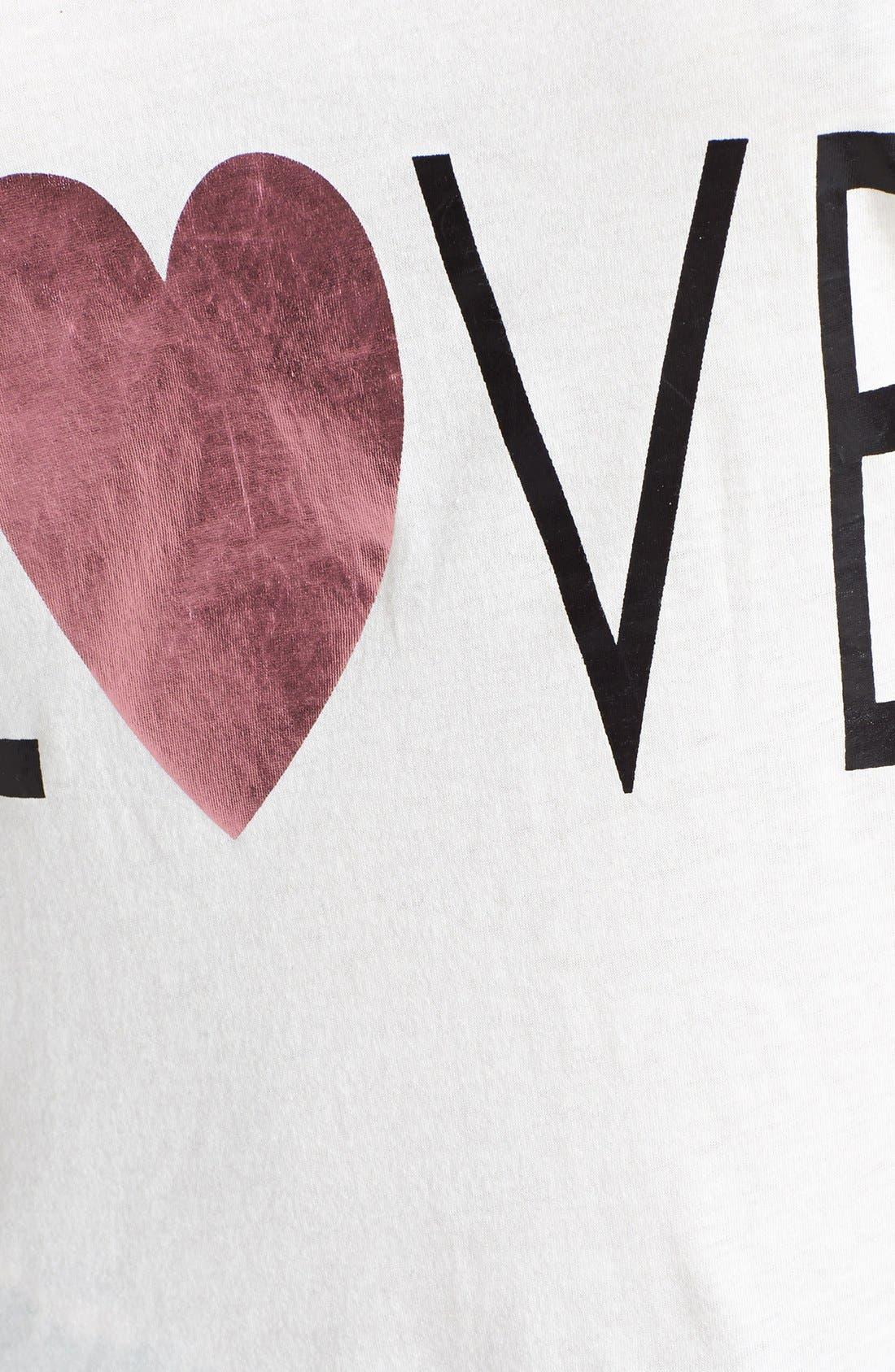 Alternate Image 4  - PJ Salvage 'Love' Tank