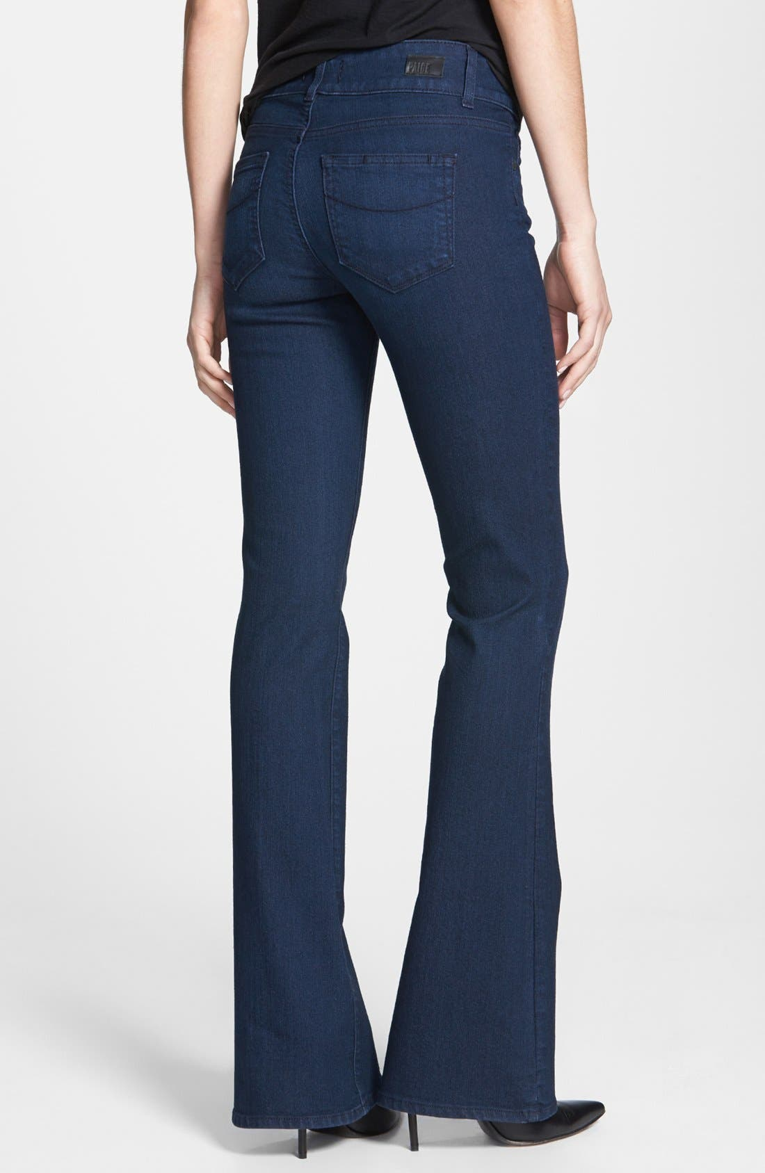 Alternate Image 2  - Paige Denim 'Hidden Hills' Bootcut Jeans (Alexis)