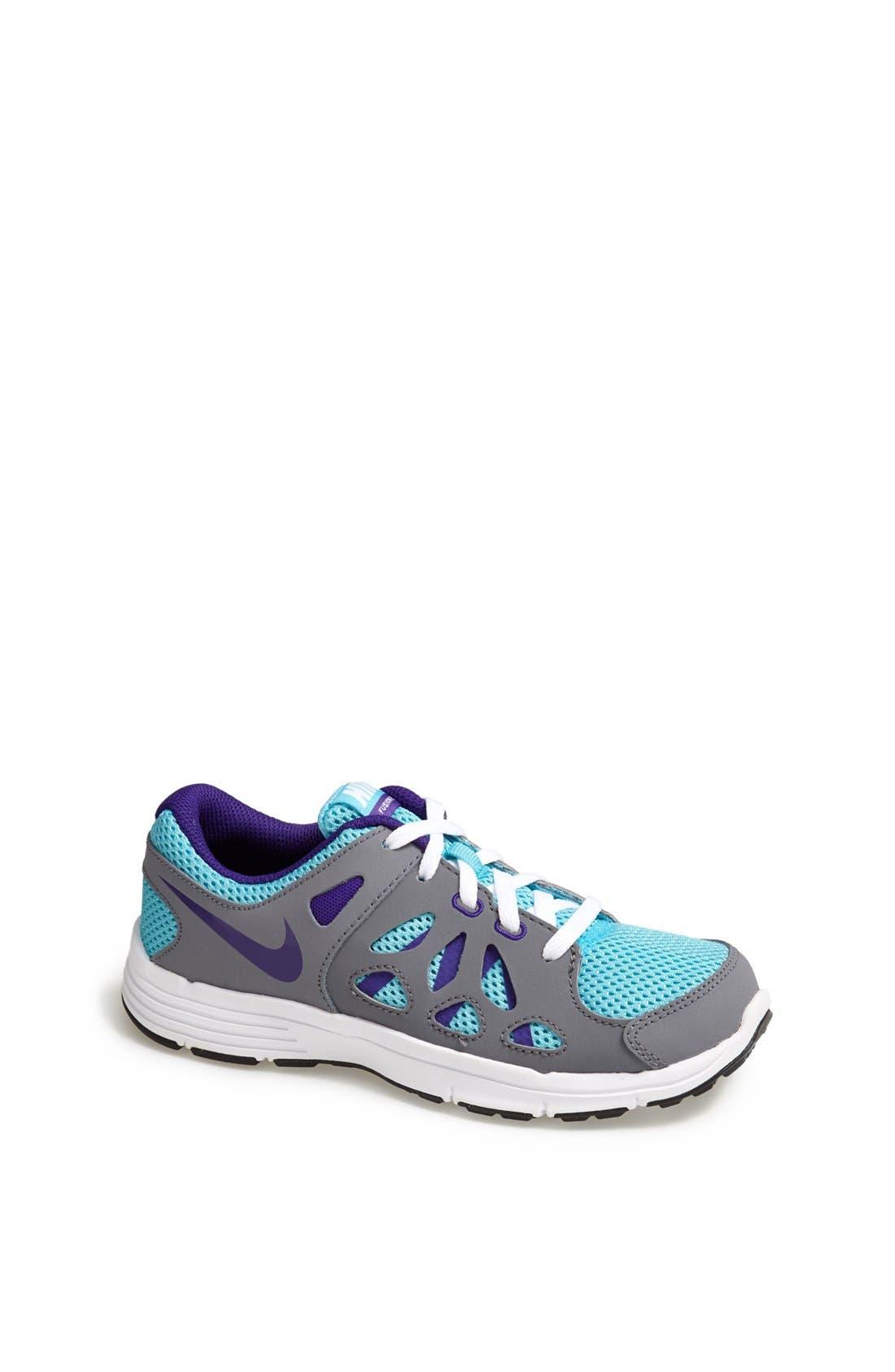 Main Image - Nike 'Fusion Run' Athletic Shoe (Toddler & Little Kid)