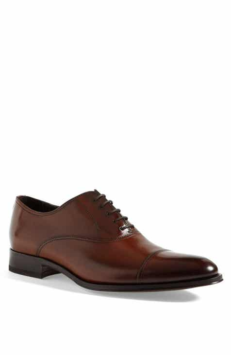 dc6aee3e40f3c7 To Boot New York Brandon Cap Toe Oxford (Nordstrom Exclusive) (Men)