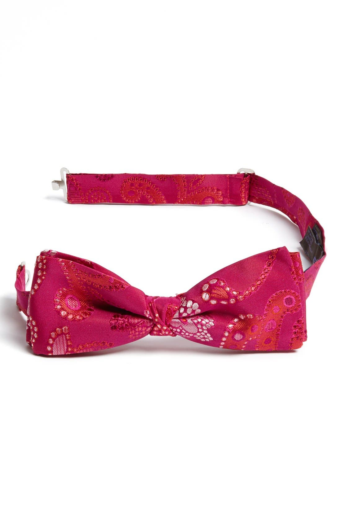 Alternate Image 1 Selected - Etro Paisley Silk Bow Tie