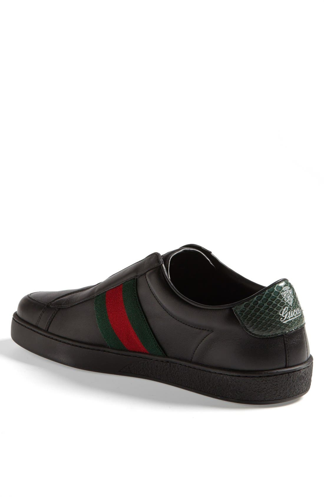 Alternate Image 2  - Gucci 'Brooklyn' Slip-On