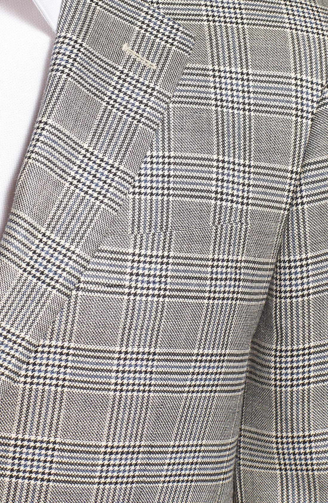 Alternate Image 3  - John W. Nordstrom® Classic Fit Silk & Wool Sportcoat