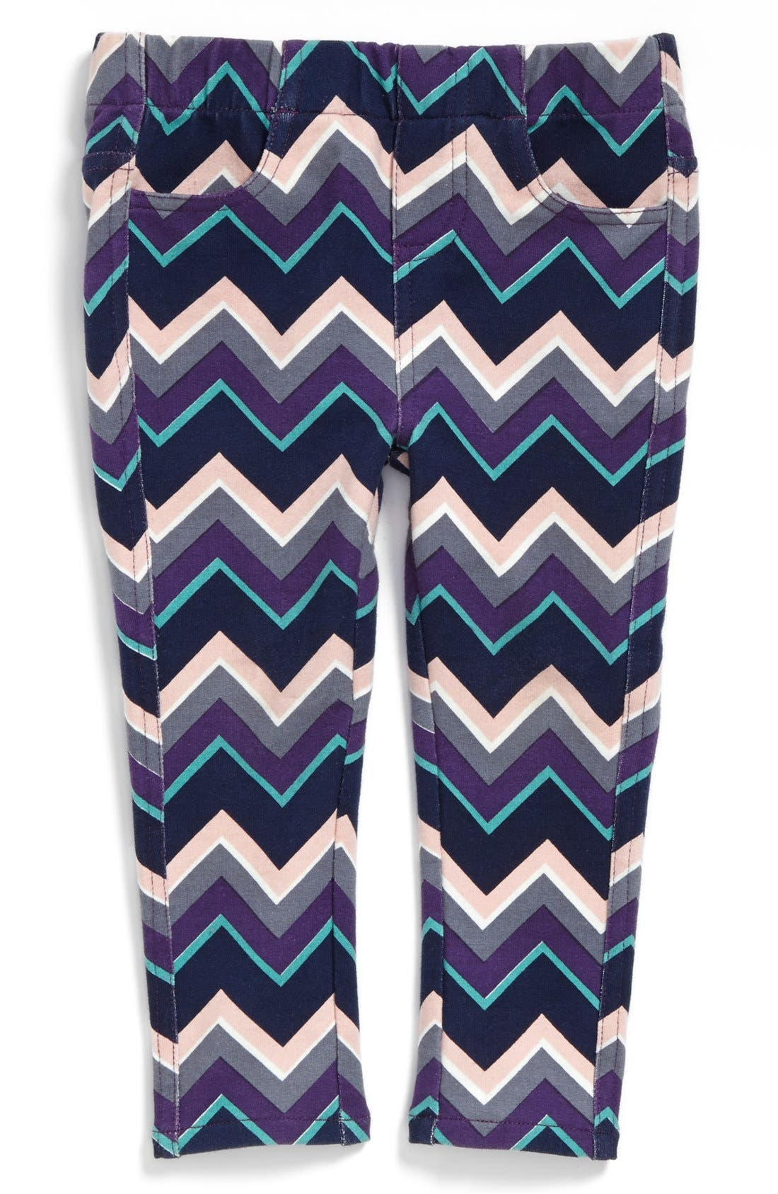 Main Image - Tucker + Tate 'Sadie' Print Leggings (Baby Girls)