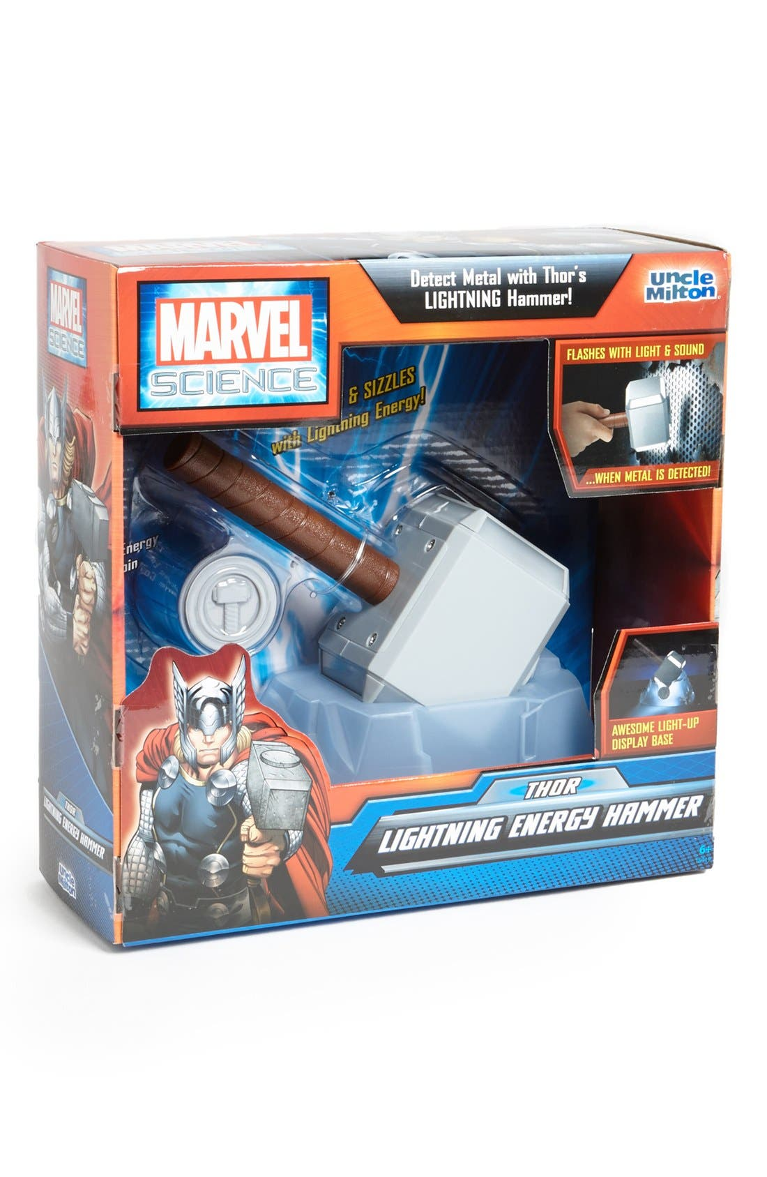 Alternate Image 1 Selected - Uncle Milton 'Thor's Lightning' Energy Hammer