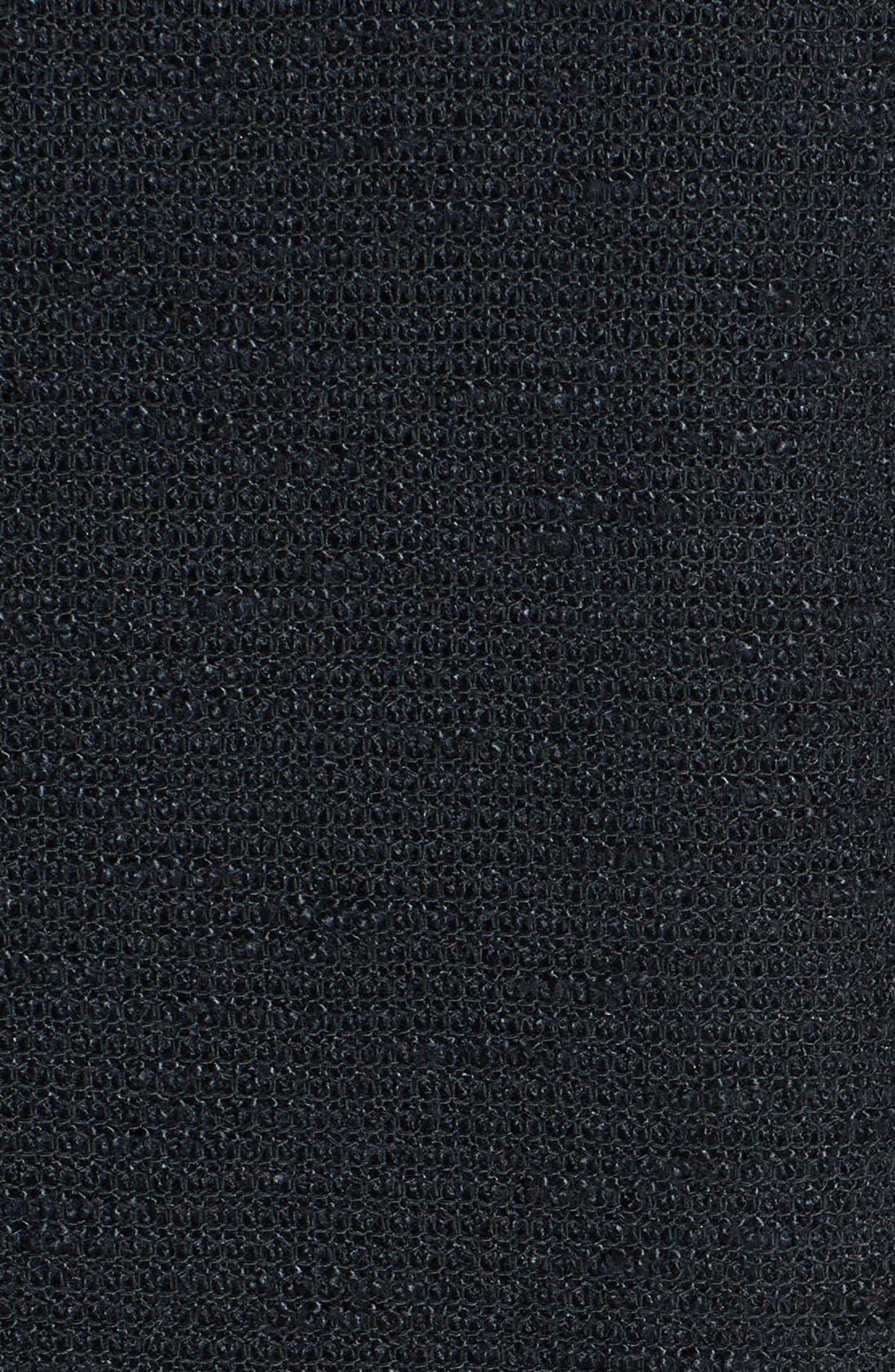 Alternate Image 3  - Madison & Berkeley Long Sheer Knit Cardigan