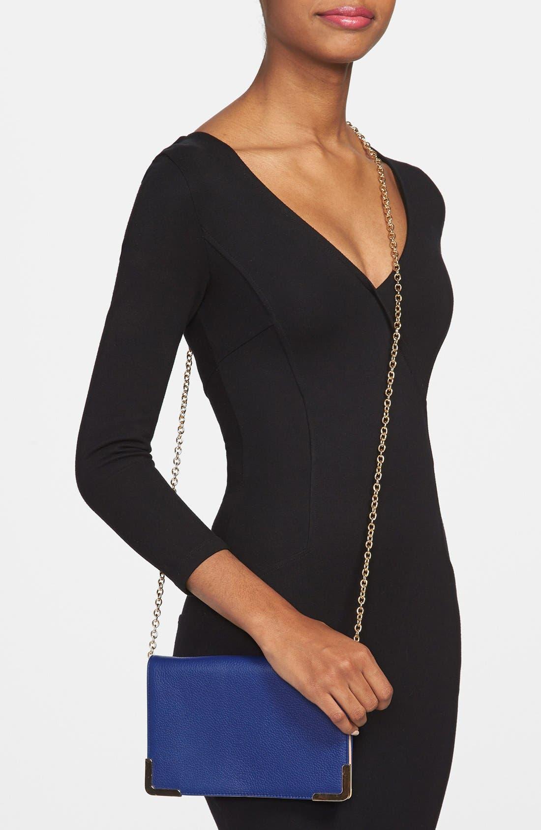 Alternate Image 2  - Trouvé Leather Crossbody Bag