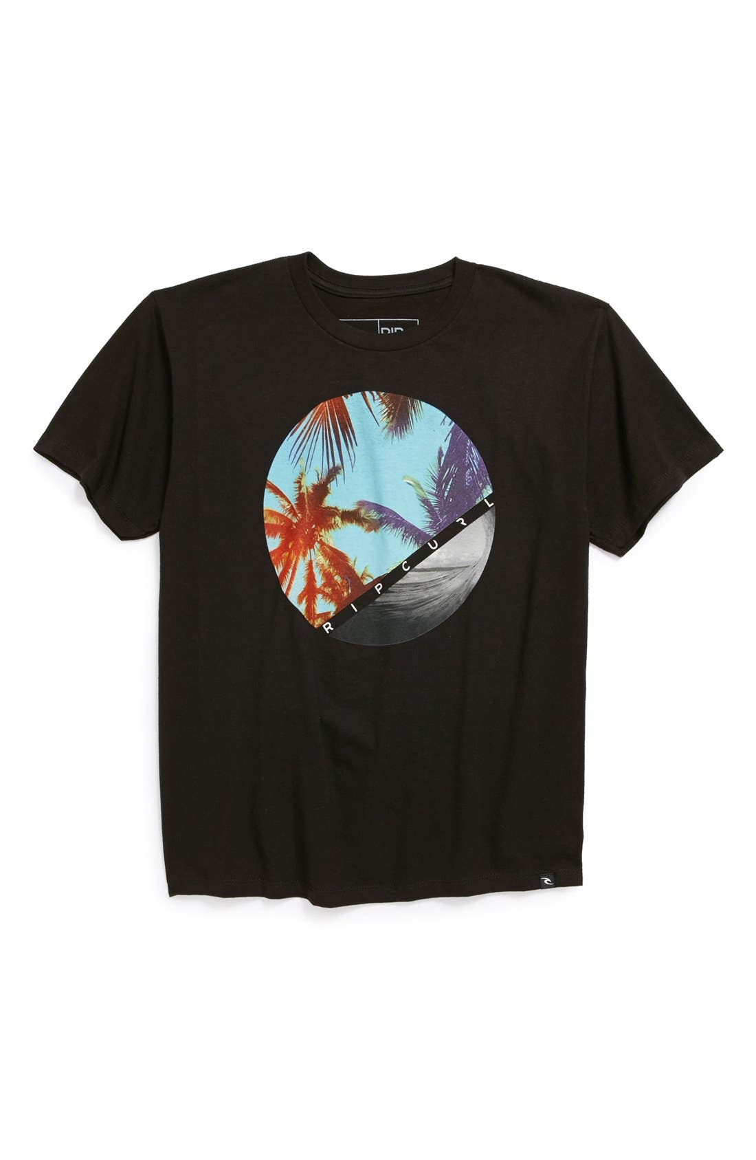 Alternate Image 1 Selected - Rip Curl 'Getting Away' T-Shirt (Big Boys)