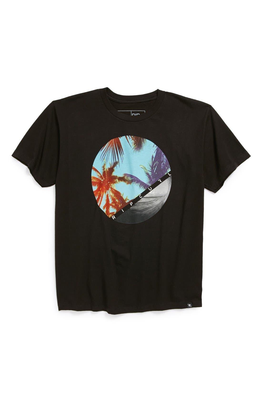 Main Image - Rip Curl 'Getting Away' T-Shirt (Big Boys)