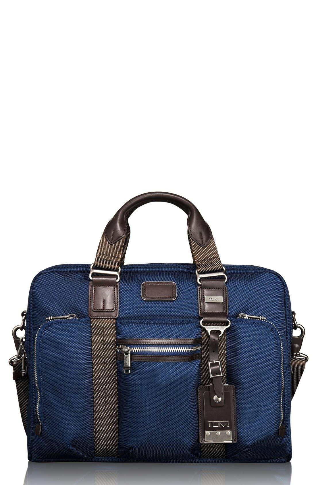 Main Image - Tumi 'Alpha Bravo - McNair' Slim Briefcase