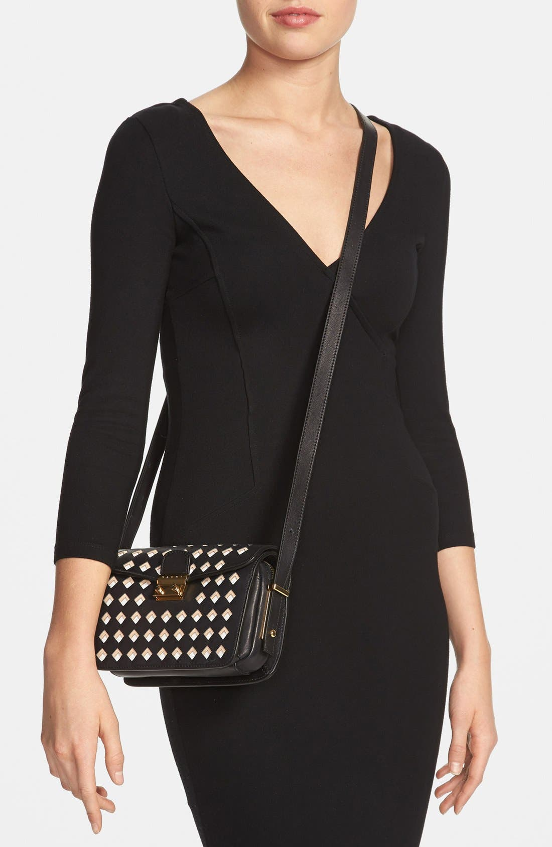 Alternate Image 2  - Marni Cutout Crossbody Bag
