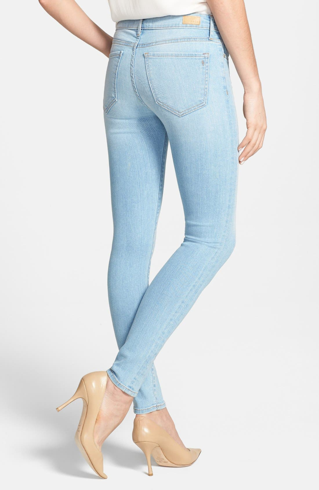 Alternate Image 2  - Joie Stretch Skinny Jeans