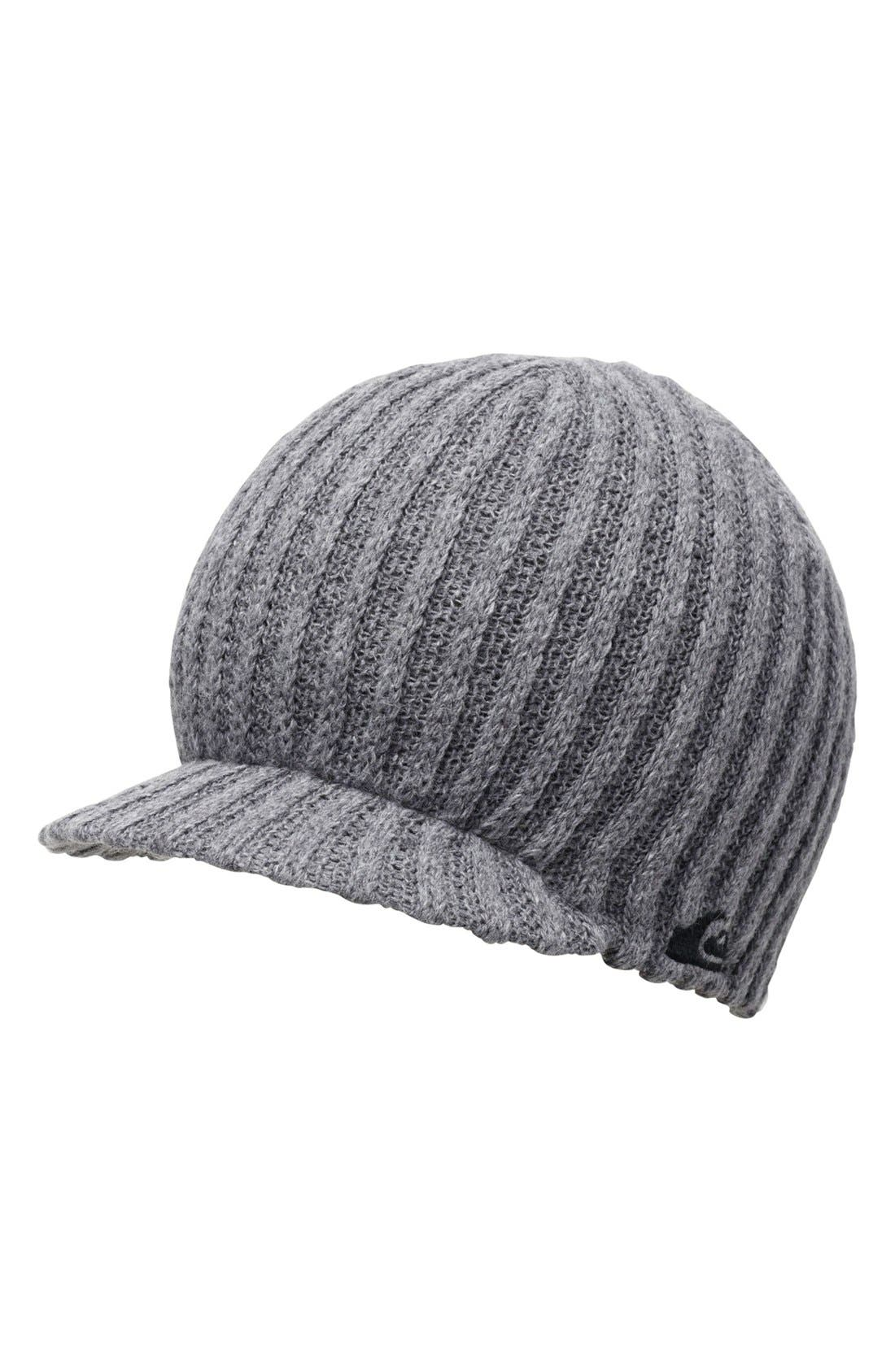Alternate Image 1 Selected - Quiksilver 'Truce' Beanie (Toddler Boys)