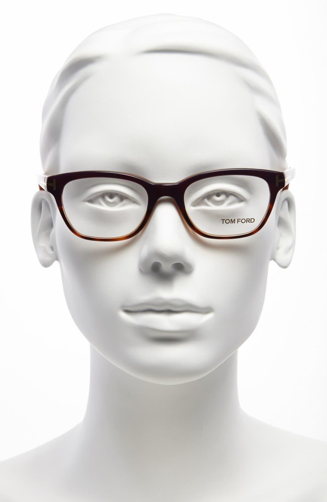Alternate Image 2  - Tom Ford 49mm Optical Glasses (Online Only)